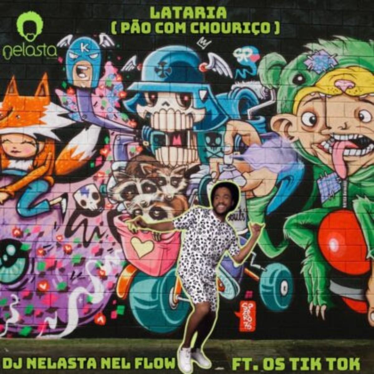 Dj Nelasta - Pão Com Chouriço (feat. Os Tik Tok)