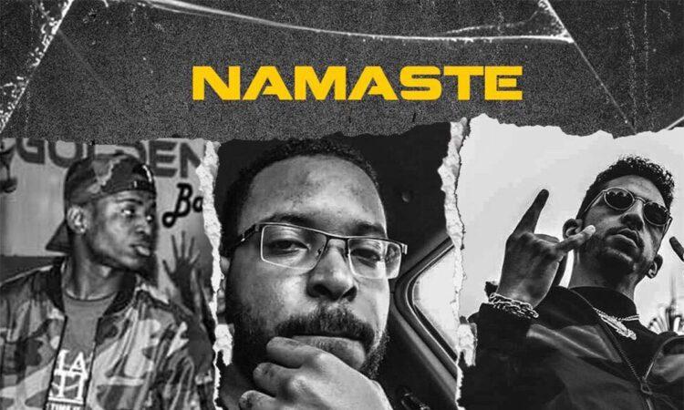 Dj Sipoda - Namaste (feat. V-Lex Breezy, Underskillz & Slim Boy)