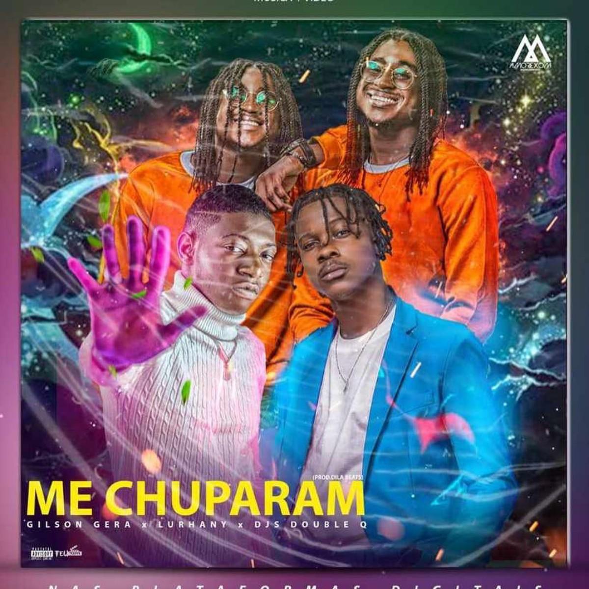 Gilson Gera - Me Chuparam (feat. Lurhany & Djs Double)