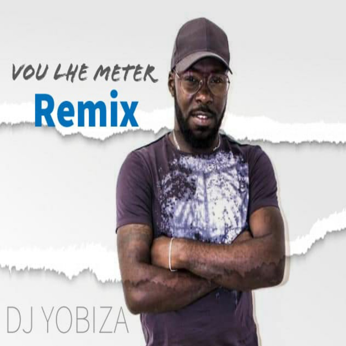 Dj Yobiza - Vou Lhe Meter (Remix)