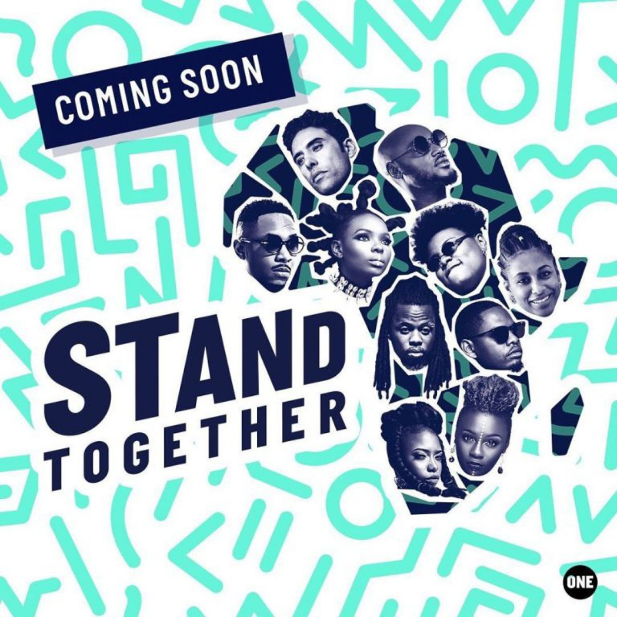 """Stand Together - Hino Africano de Solidariedade contra o COVID-19 """"African Anthem of Solidarity against COVID-19"""""""