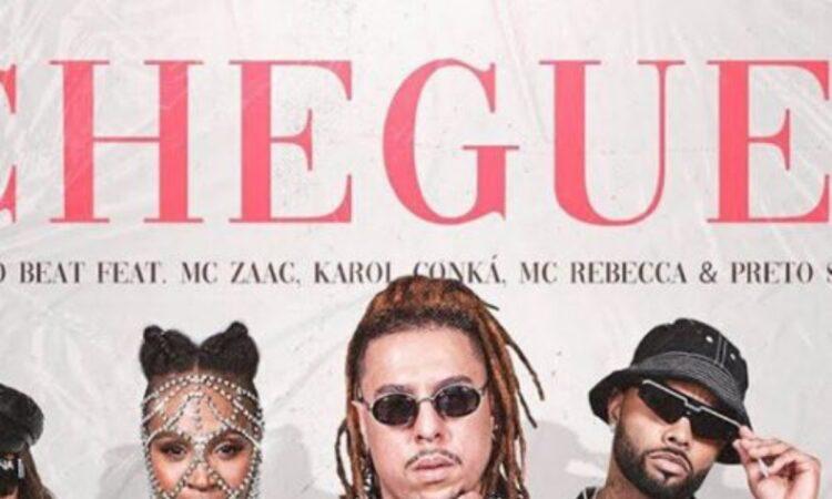 WC No Beat - Cheguei (feat. MC Zaac, MC Rebecca, Karol Conká & Preto Show)