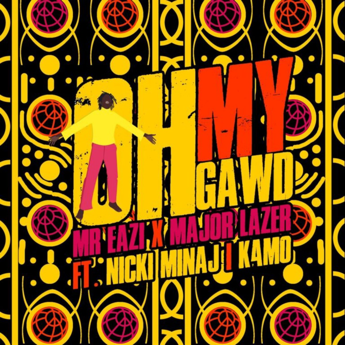 Major Lazer & Mr Eazi - Oh My Gawd (feat. Nicki Minaj & K4mo)