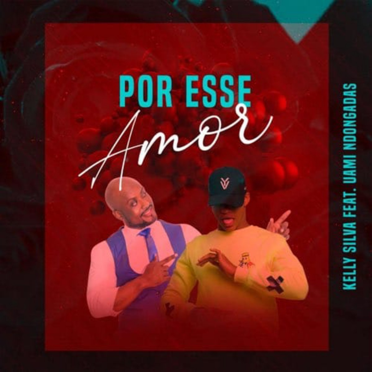 Kelly Silva - Por Esse Amor (feat. Uami Ndongadas)