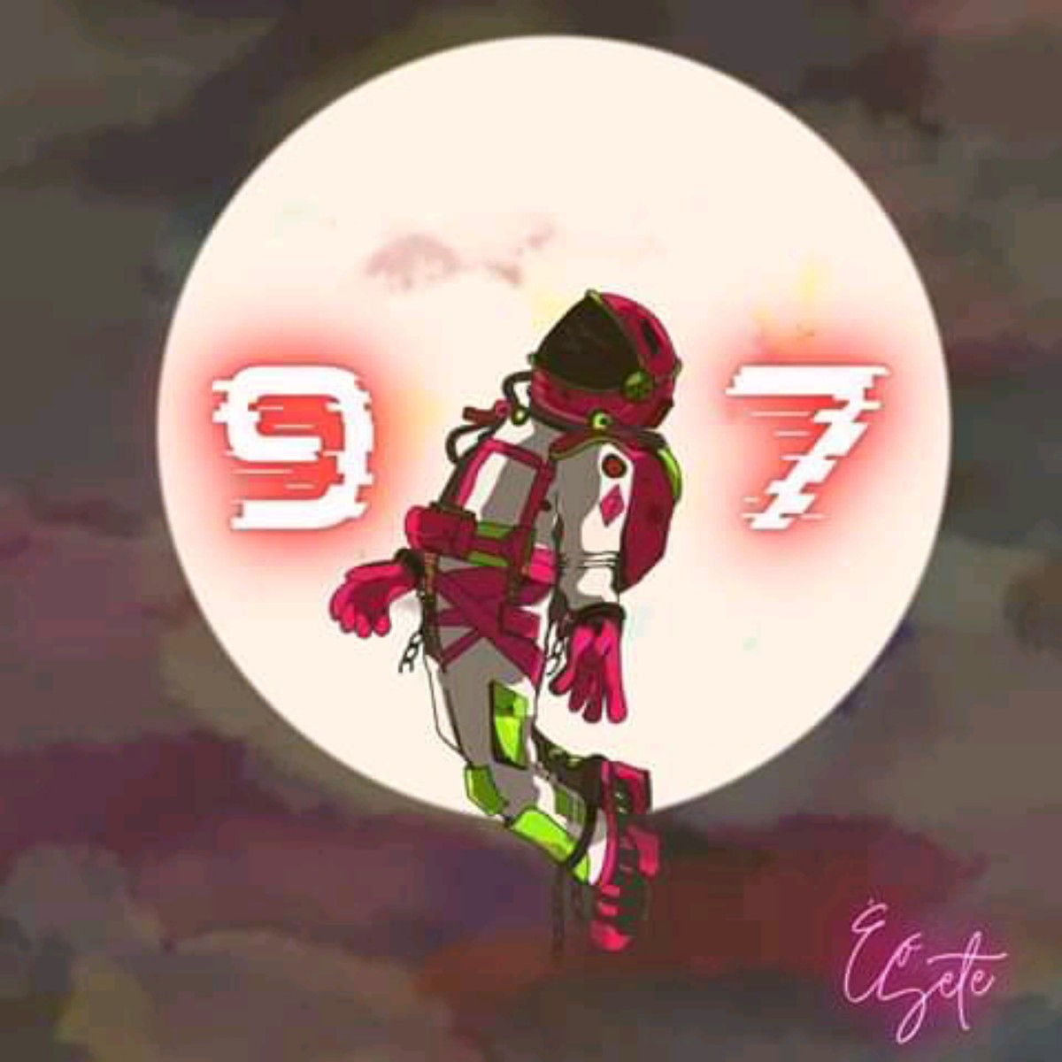 Kiba The Seven - 97 (EP)