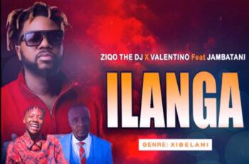 Ziqo The Dj x Valentino - Ilanga (feat. Jambatani)