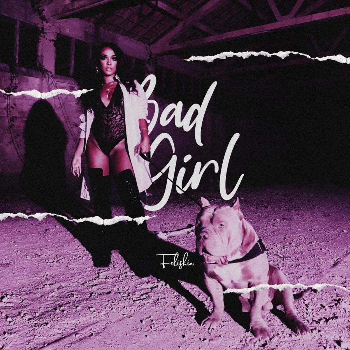 Felishia - Bad Girl (Prod. Teo No Beat)