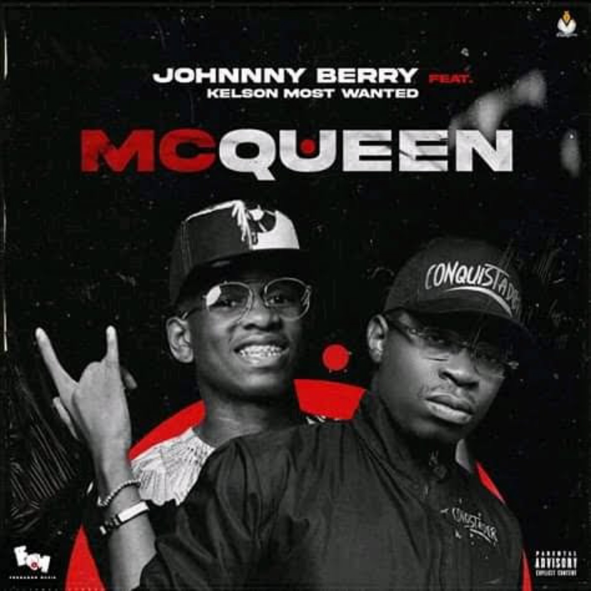 Johnny Berry - McQueen (feat. Kelson Most Wanted)
