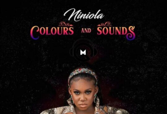 Niniola - Colours and Sounds (Álbum)