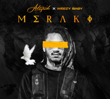 Don Altifridi (Fredh Perry) – Meraki (EP)