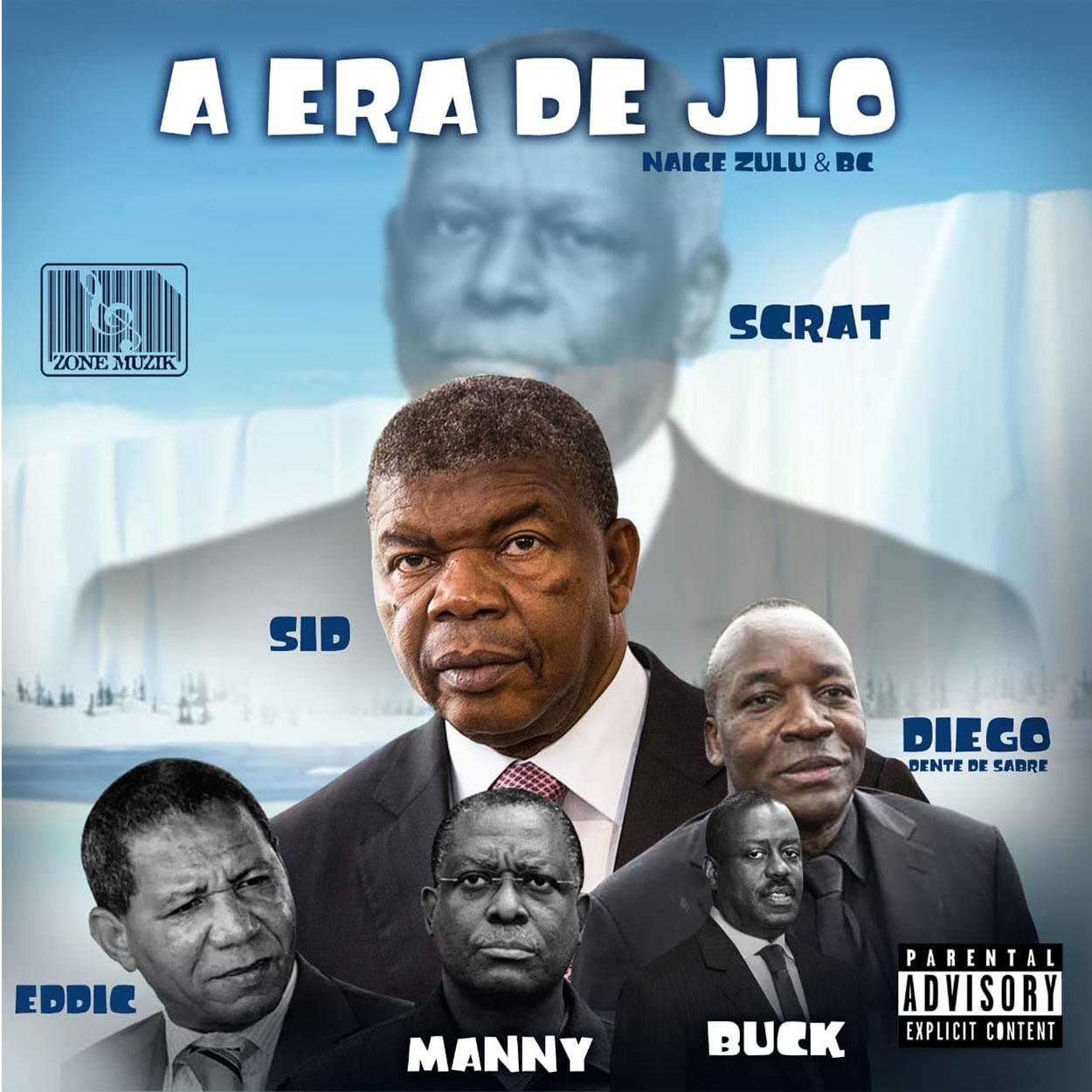 Naice Zulu & BC - A Era do JLO (Álbum)