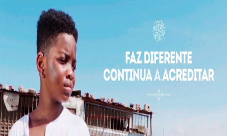 Anna Joyce & Rui Orlando - Faz Diferente Continua a Acreditar