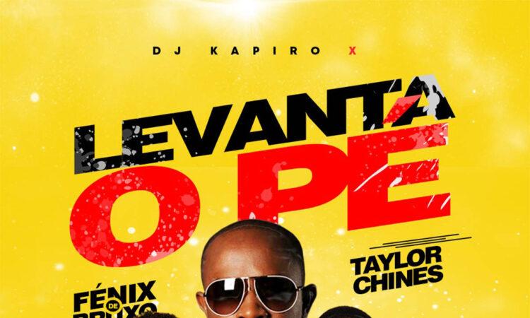 Dj Kapiro - Levanta O Pé (feat. Fénix De Bruxo & Taylor Chinês)