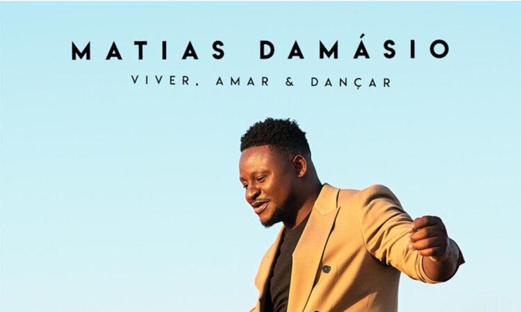 Matias Damásio - Viver, Amar & Dançar (EP)