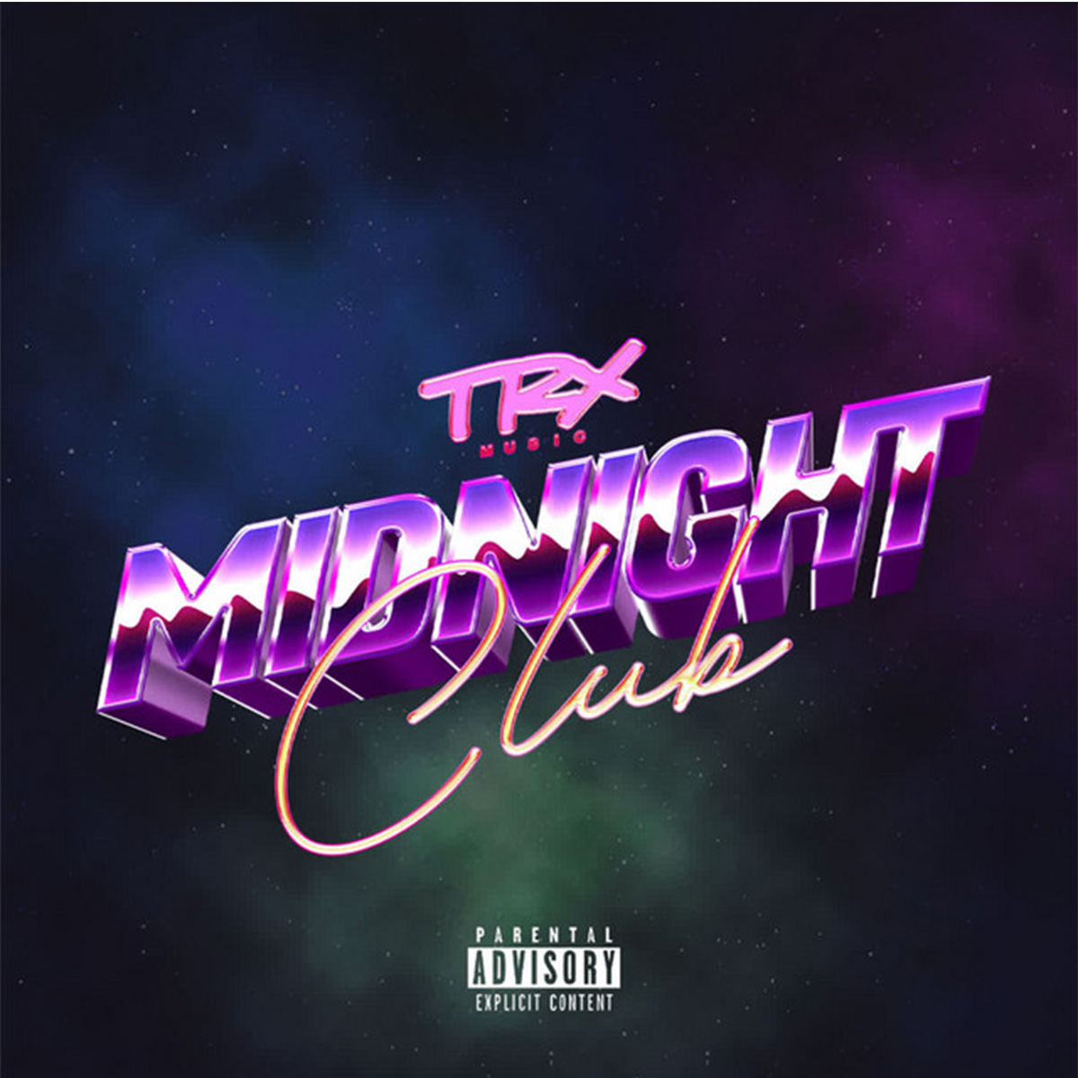 TRX Music - Midnight Club (EP)