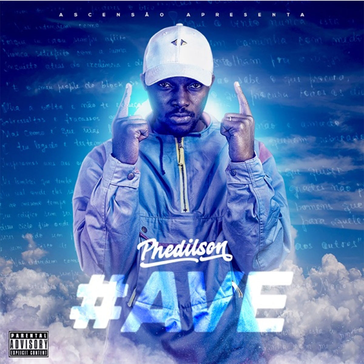 Phedilson - #AVE (LP)