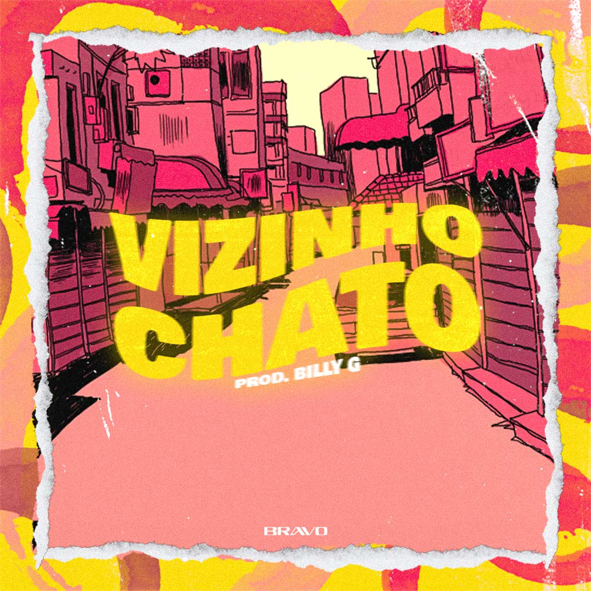 Johnny Bravo - Vizinho Chato (Prod. Billy G)