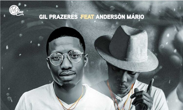 Gil Prazeres - Não Te Traí (feat. Anderson Mário)