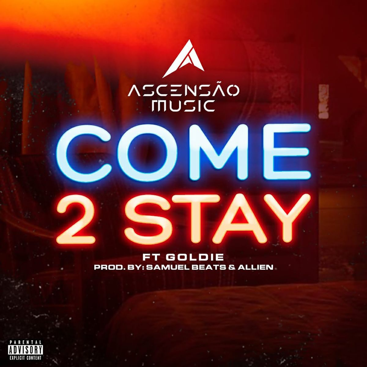 Ascensão Music - Come 2 Stay (feat. Goldie)
