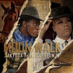 Jakylsa - Moon Walk (feat. Cleyton M)