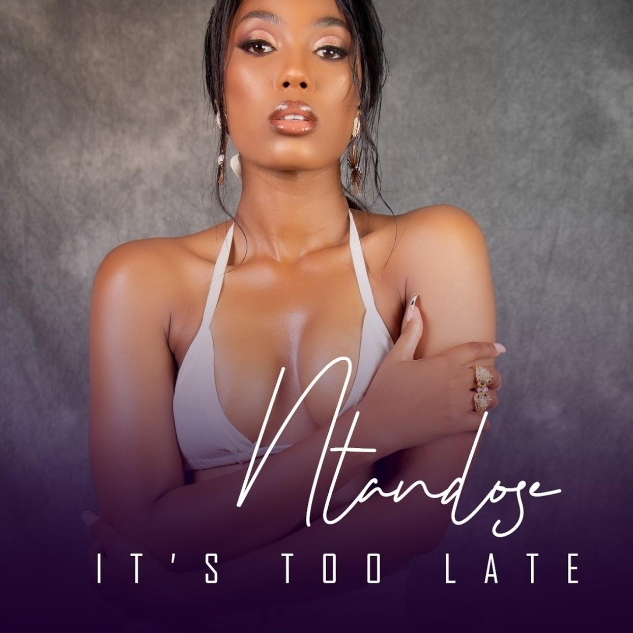 Ntandose - It's Too Late (feat. Liza Miro)