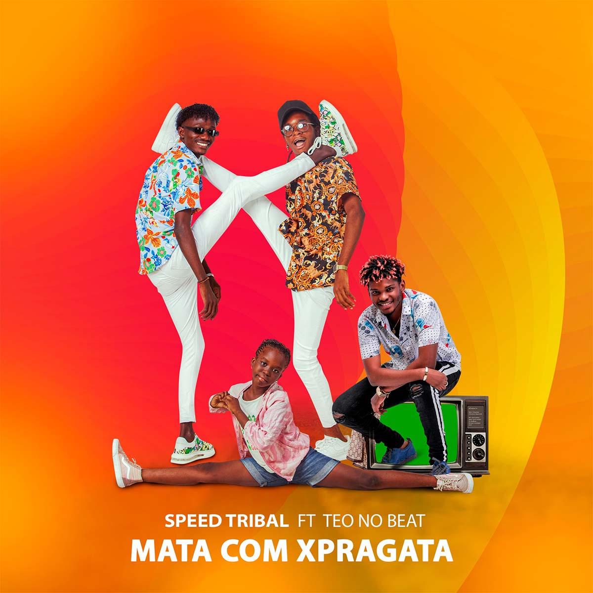Speed Tribal - Mata Com Xpragata (feat. Teo No Beatz)
