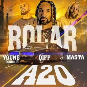 Diff, Masta & Young Double - Rolar a 20